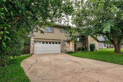Austin Single Family Home For Sale: 2009 Malvern Hill Dr