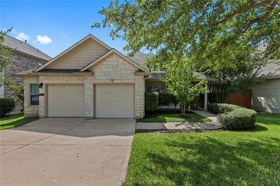 Cedar Park Single Family Home For Sale: 3604 Juniper Hills St
