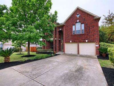 Austin Single Family Home Pending - Taking Backups: 12817 Rush Creek Ln