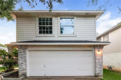 Hays County, Travis County, Williamson County Single Family Home For Sale: 1400 Sir Thopas Trl