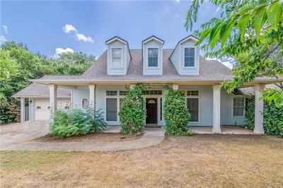 Austin Single Family Home For Sale: 4308 Lost Oasis Holw