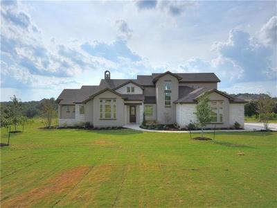 Driftwood Single Family Home Pending - Taking Backups: 759 Bluff Woods Dr
