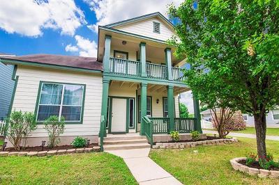 Kyle Single Family Home For Sale: 516 Hogan
