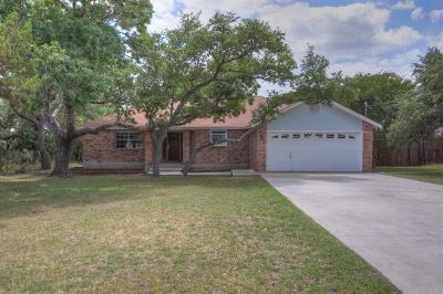Canyon Lake Single Family Home For Sale: 652 Lake Island Dr