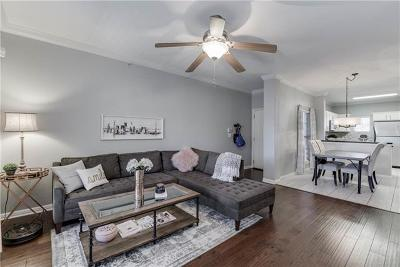 Travis County Condo/Townhouse Pending - Taking Backups: 6810 Deatonhill Dr #2102
