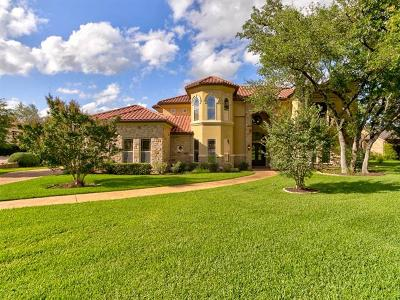 Single Family Home For Sale: 7216 Oak Shores Dr