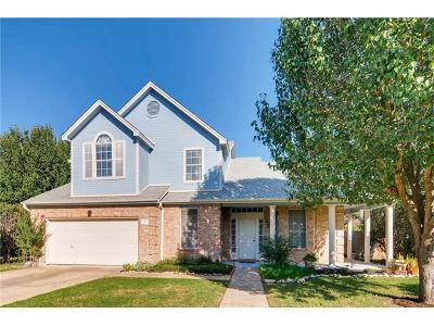 Georgetown Single Family Home For Sale: 305 N Carriage Hills Dr