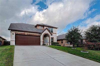 Buda, Kyle Single Family Home For Sale: 350 Timbleweed Dr