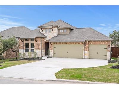 Austin Single Family Home For Sale: 166 Venice Cv