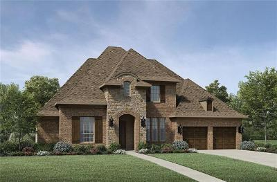 Leander Single Family Home For Sale: 1805 Cotton Farm Trail