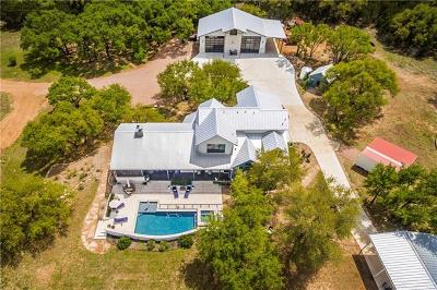 Spicewood Single Family Home For Sale: 1306 Likeness Rd