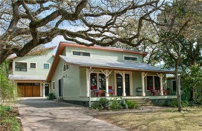 Austin Single Family Home For Sale: 3203 Funston St