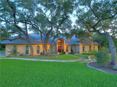 Austin Single Family Home For Sale: 3601 Barton Creek Blvd