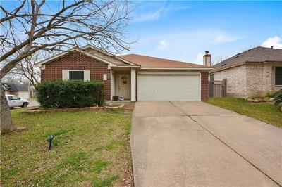 Pflugerville Single Family Home Pending - Taking Backups: 13923 Randalstone Dr