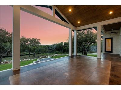 Austin Single Family Home Pending - Taking Backups: 13308 Meridian Park Blvd