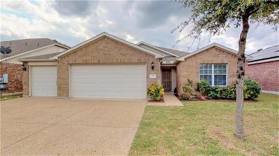 Leander Single Family Home For Sale: 521 Lark