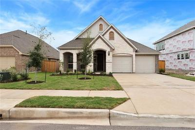 Pflugerville Single Family Home For Sale: 19317 Pilton Dr
