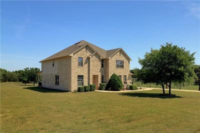 Liberty Hill Single Family Home For Sale: 200 Speed Horse