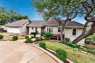 Lago Vista Single Family Home Pending - Taking Backups: 20902 S Ridge St