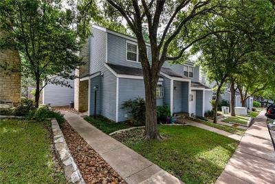 Austin Condo/Townhouse For Sale: 6827 Old Quarry Ln #6827