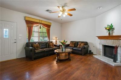 Travis County Single Family Home For Sale: 15043 Jacks Pond Rd