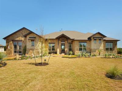 Leander Single Family Home For Sale: 2400 Greatwood Trl