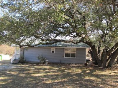 Spicewood Single Family Home Pending - Taking Backups: 505 Fire Dance Dr