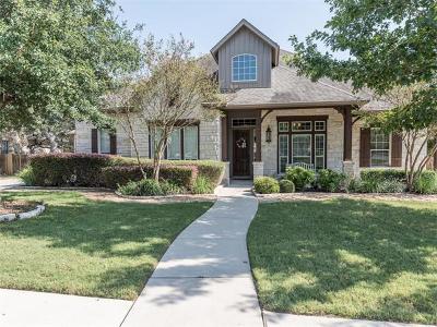 Austin Single Family Home Active Contingent: 100 Monarch Ln
