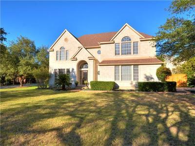 Austin Single Family Home For Sale: 10612 Sun Tree Cv