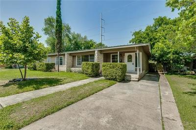 Travis County Single Family Home For Sale: 5002 Westfield Dr