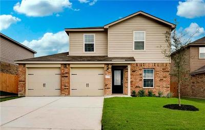 Kyle Single Family Home For Sale: 1614 Twin Estates Dr