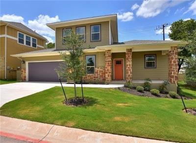 Leander Single Family Home For Sale: 1750 Rowdy Loop