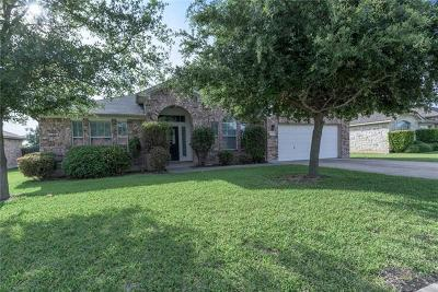 Single Family Home For Sale: 19004 Alnwick Castle Dr