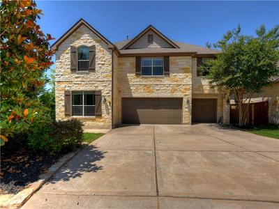 Round Rock Single Family Home For Sale: 4498 Wandering Vine Trl