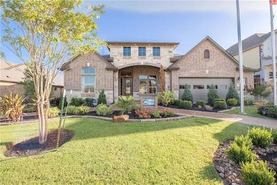 Pflugerville Single Family Home For Sale: 3709 Gildas Path