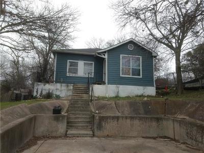 Austin Single Family Home For Sale: 1233 Delano St