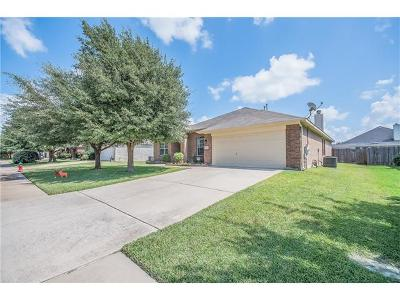 Pflugerville Single Family Home For Sale: 18617 Alnwick Castle Dr