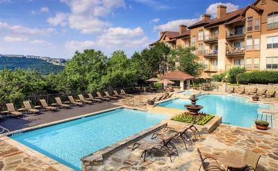 Austin Condo/Townhouse For Sale: 6000 Shepherd Mountain Cv #1209