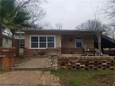Austin Single Family Home For Sale: 2602 S Francisco St