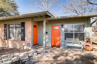 Single Family Home For Sale: 8504 Contour Dr