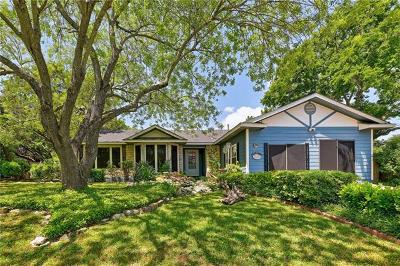 Cedar Park Single Family Home Pending - Taking Backups: 1803 Holly Trl