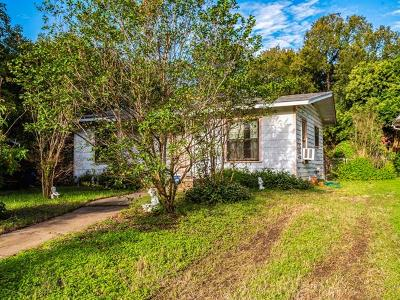 Austin Single Family Home For Sale: 4614 Gillis St