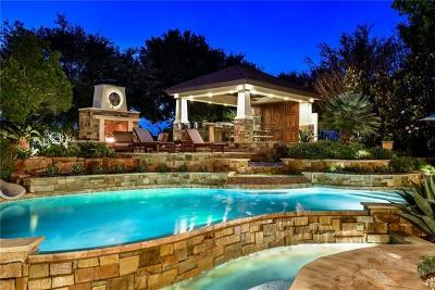 Hays County, Travis County, Williamson County Single Family Home For Sale: 2416 University Club Dr