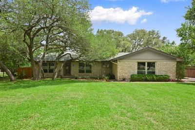 Cedar Park Single Family Home For Sale: 2502 Wildlife Run