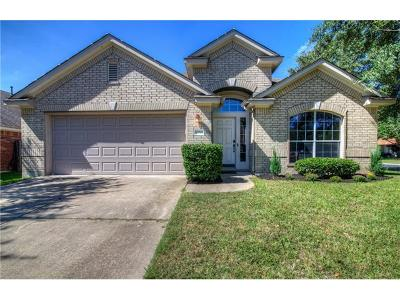 Hays County, Travis County, Williamson County Single Family Home For Sale: 10000 Mount Rainier Dr