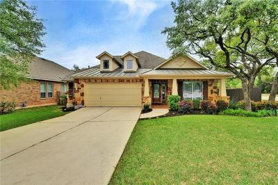 Cedar Park Single Family Home Pending - Taking Backups: 301 Shea Dr