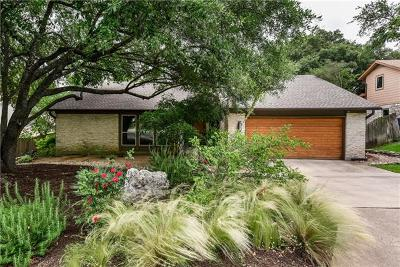 Austin TX Single Family Home For Sale: $899,000