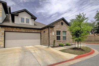 Cedar Park Condo/Townhouse Pending - Taking Backups: 2304 S Lakeline Blvd #282
