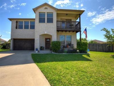 Round Rock Single Family Home For Sale: 1339 Arizona Mesa Cv