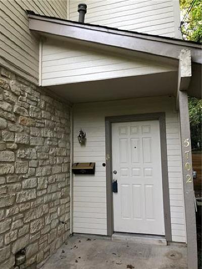 Austin Rental For Rent: 5702 Adams Ave #B